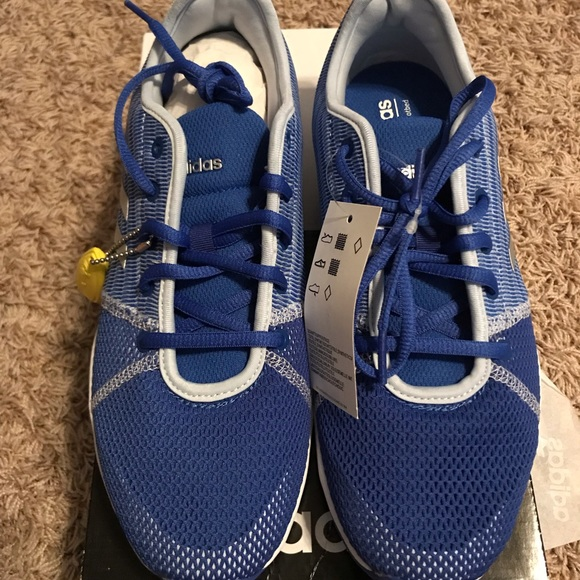 NWT adidas Arianna Cloudfoam shoes size 8 1/2